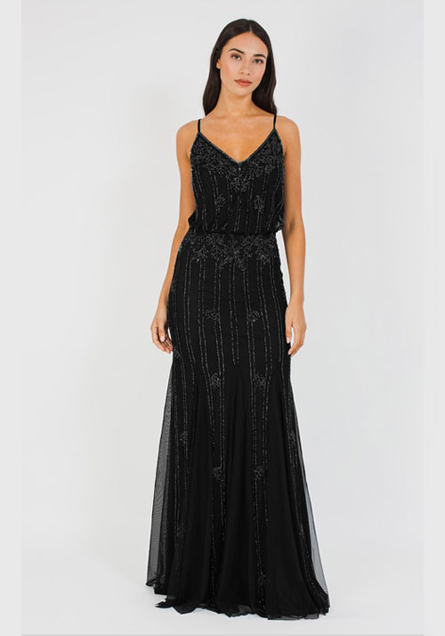 Lace and Beads Dresses