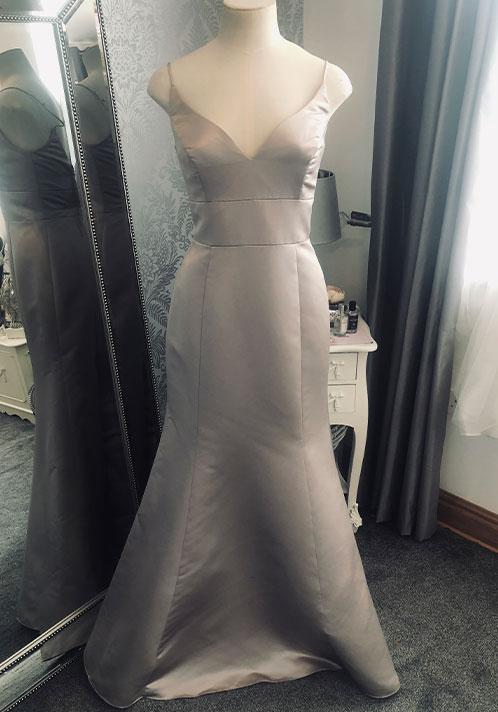 Hayley Paige Dress: 5852