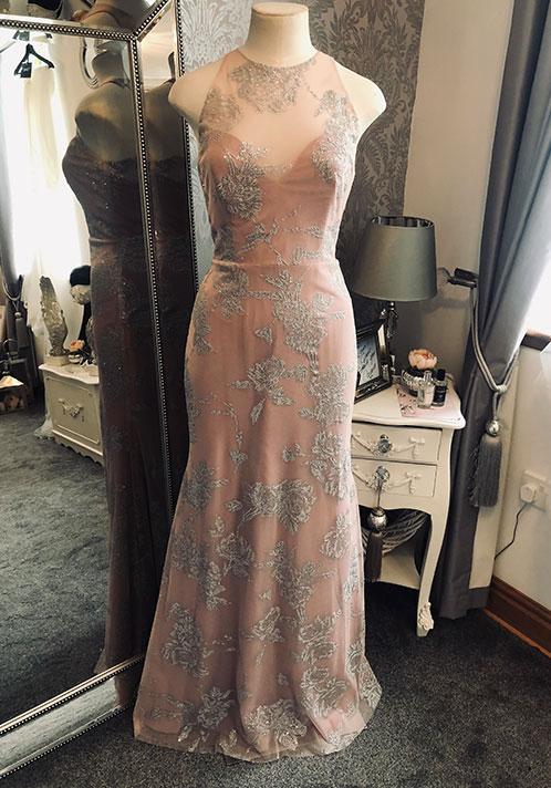 Hayley Paige Dress: 5853