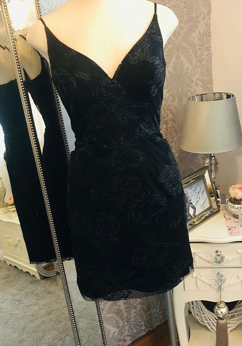 Hayley Paige Dress: 5865 (Short)