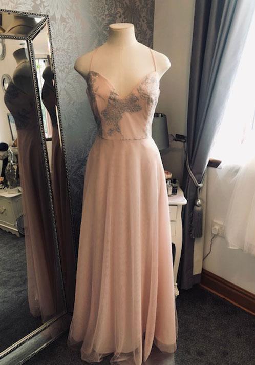 Hayley Paige Dress: 5903