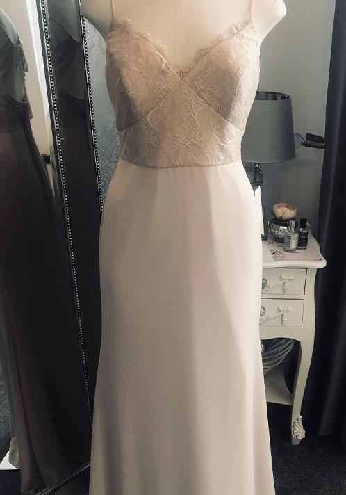 Hayley Paige Dress: 5905