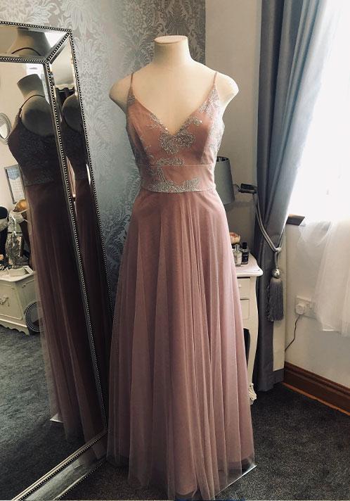 Hayley Paige Dress: 5908