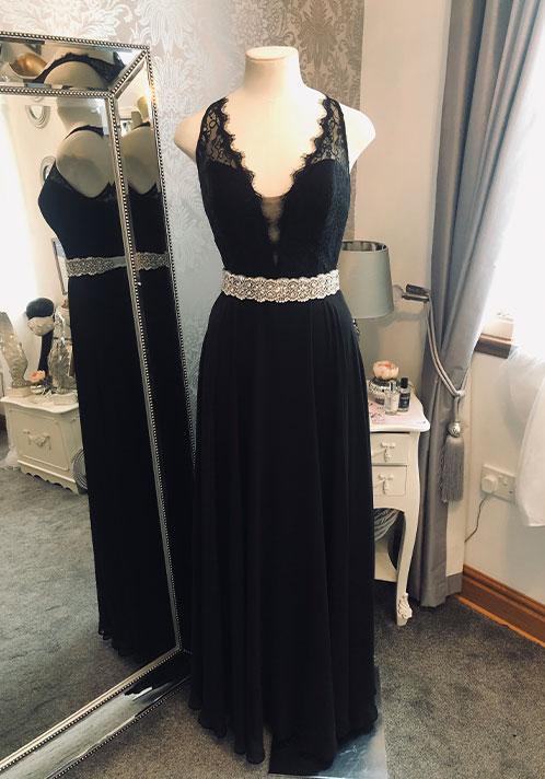 Hayley Paige Dress: 5919