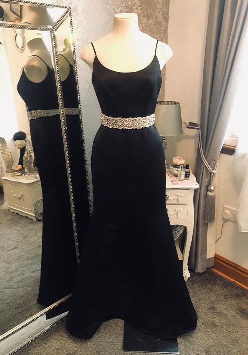 Hayley Paige Dress: 9515
