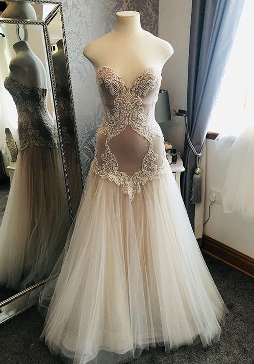 Angel Couture by Kay Heeley Peony Dress