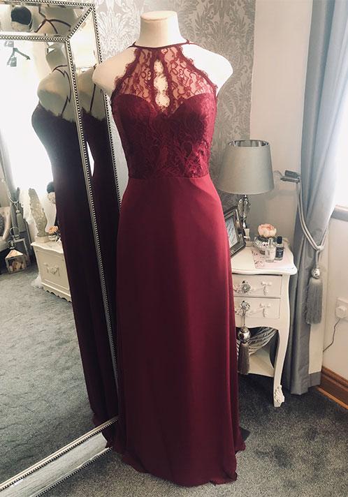 Hayley Paige Dress: 5857