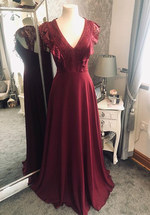 Hayley Paige Dress: 5912