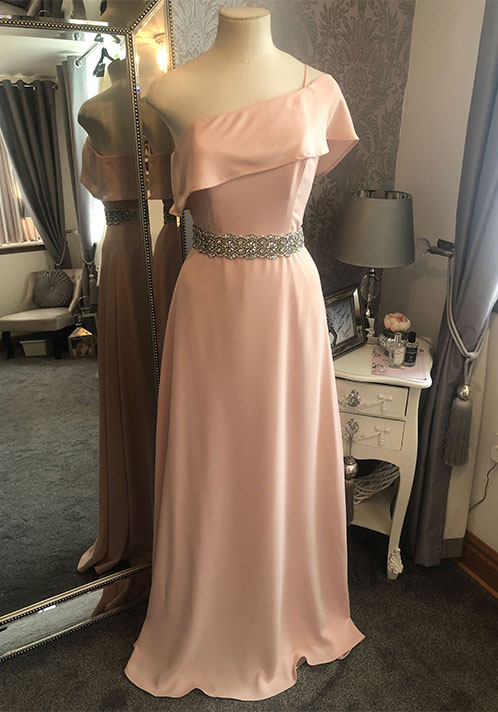 Hayley Paige Dress: 5914