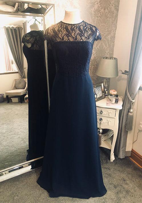 Hayley Paige Dress: 5917