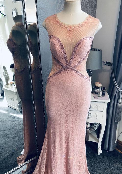 Pink Boutique Dress