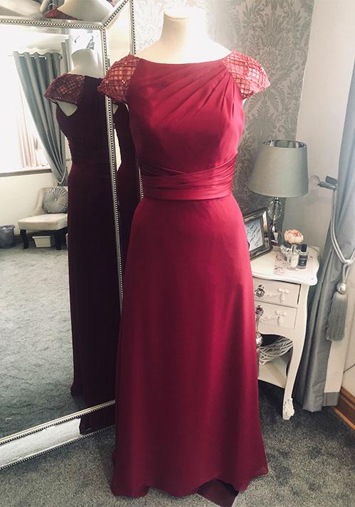 Romantica Buffy Dress