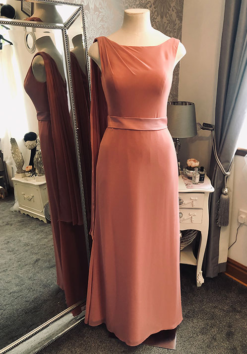 Romantica Pink Dress