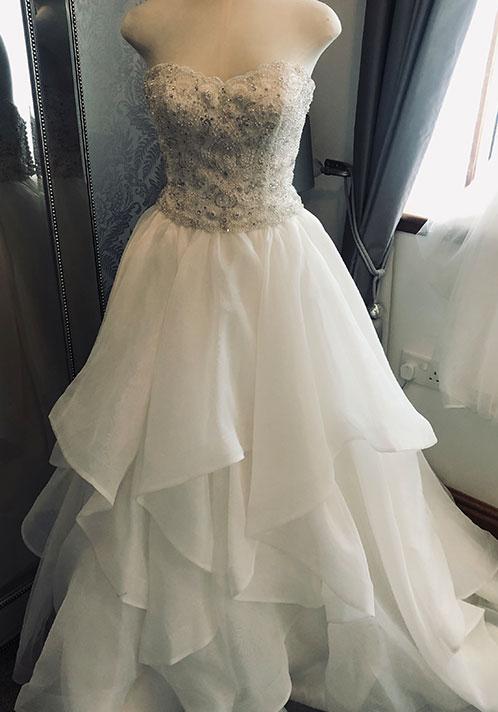 Signature Beaded (Bodice and Skirt) Dress
