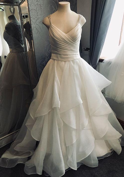 Signature Satin (Bodice and Skirt) Dress